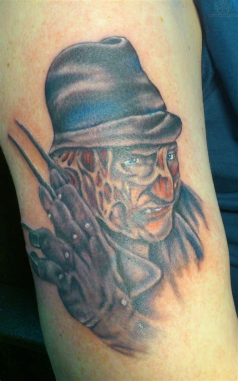 krueger tattoo freddy krueger images designs
