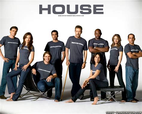 house tv shows house m d wallpapers tv series crazy frankenstein
