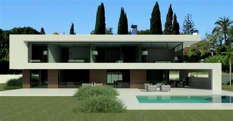 House Plans For One Story Homes modern design homes for sale in marbella club golf
