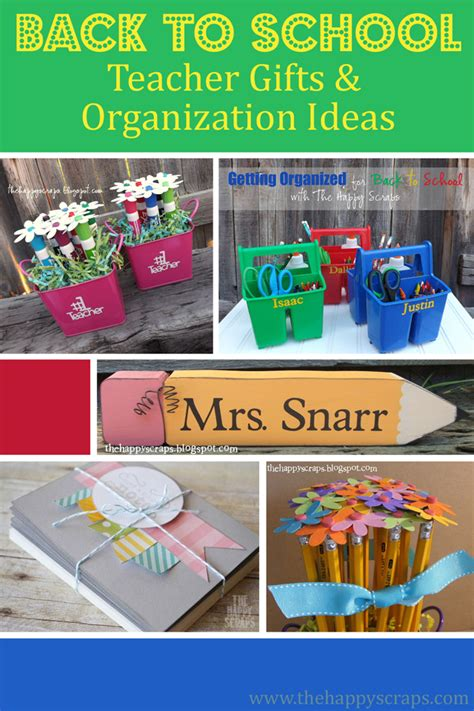 gift ideas for school back to school gifts organization ideas the
