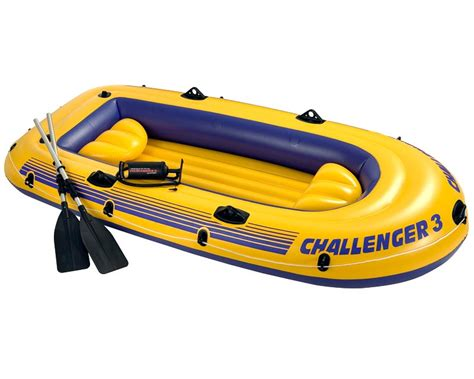 opblaas roeiboot kopen intex challenger 3 inflatable boat with oars three man