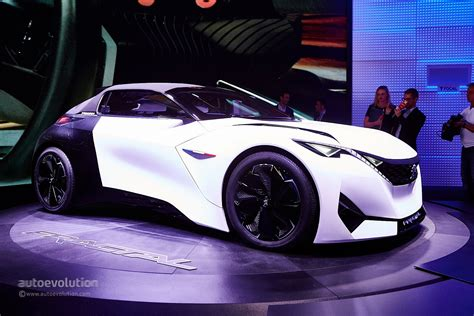 peugeot fractal peugeot fractal concept proves the french have style in