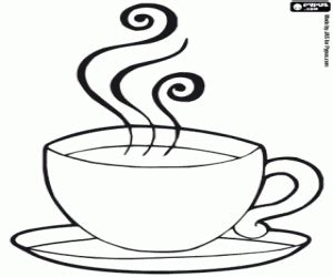 Isometric Coffee Cup Coloring Pages Coffee Cup Coloring Pages