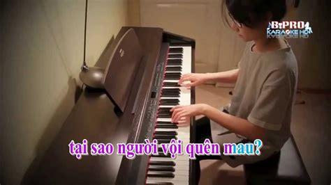 piano tutorial nang am xa dan karaoke hd nang am xa dan son tung piano cover an coong