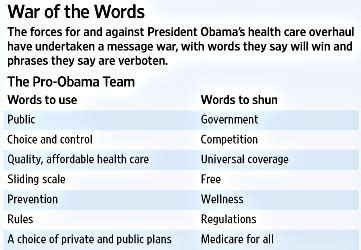the battle health care what obama s reform means for america s future books light politic war of words on health care reform