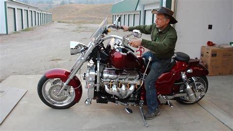 Boss Hoss Motorrad Sound boss hoss 502 great sound youtube
