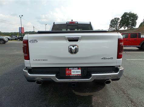pre owned  ram  limited crew cab pickup