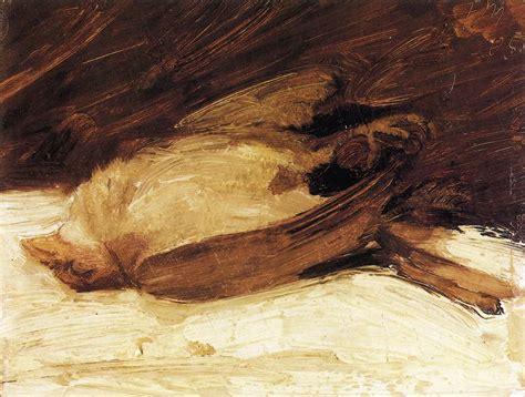 The Dead Sparrow 1905 Franz Marc Wikiart Org Dead Sparrow