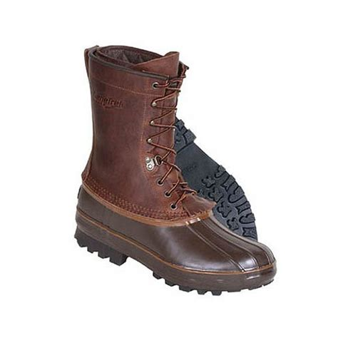 mens pac boots mens grizzly pac boots 10 inch