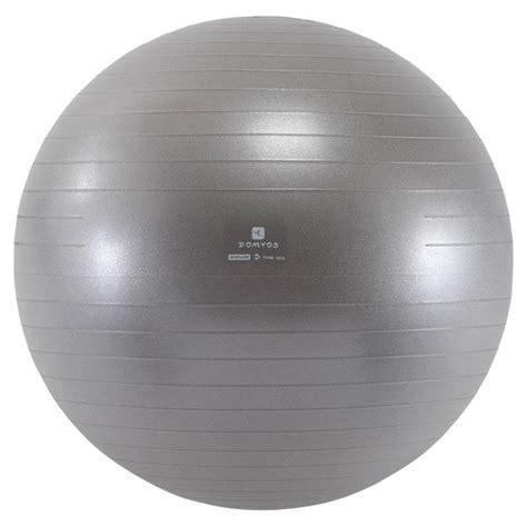 Bola Filates Anti Burst Medium Original Domyos fit antiburst medium decathlon