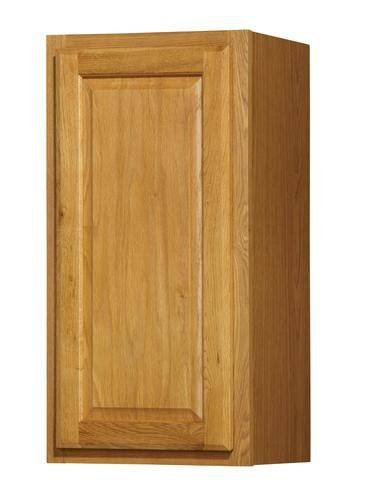 menards value choice cabinets value choice 15 quot huron oak standard height wall cabinet at