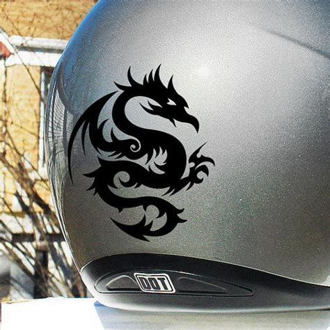 Stikersticker Reflective Tanda Kendaraan Safety Car Tribal Reflective Decal Helmet Sticker