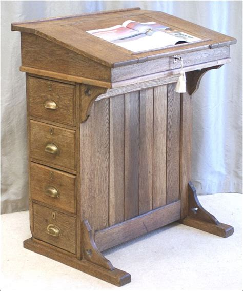 Antique Reception Desk 4034 Antique Oak Clerks Desk Lectern Reception Desk Antiquedesks Net 0560 175 2007 And 0754