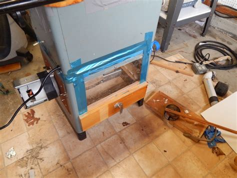diy table saw dust collector diy table saw dust collector