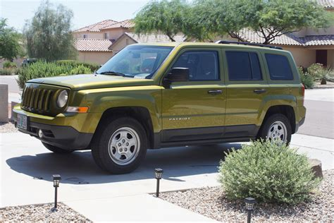2012 Jeep Patriot Sport 2012 Jeep Patriot Pictures Cargurus