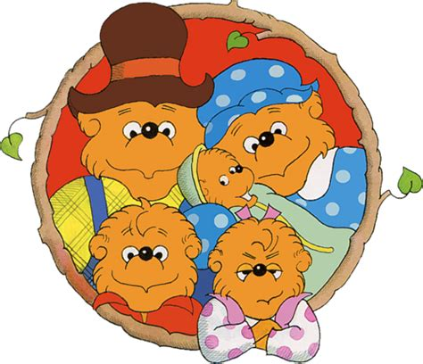 berenstain bears berenstain bears quot thank you book quot tigerstrypes