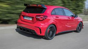 mercedes amg a45 2017 review by car magazine