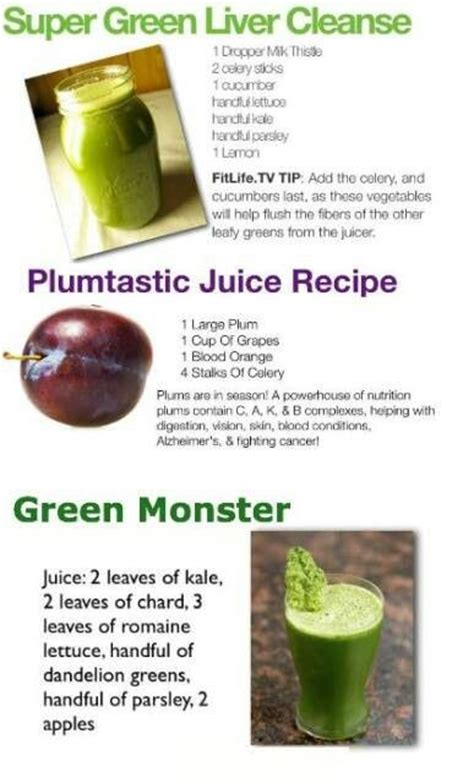 Juice Recipe Detox Liver by The World S Catalog Of Ideas