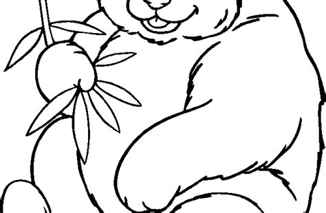 imgs for gt cute baby panda coloring pages