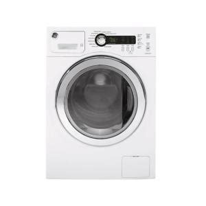 front load washer fan ge 2 2 cu ft stackable white front loading washing