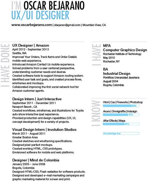 Ui Designer Resume Resume Templates Ui Designer Resume Template