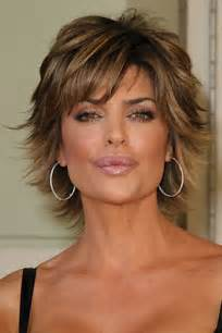 texture of rennas hair growing out a lisa rinna hairstyle short hairstyle 2013