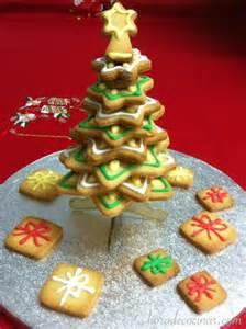 arbol de navidad con galletas horadecocinar com