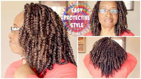 hairstyles hair growth protective hairstyle for natural hair growth length