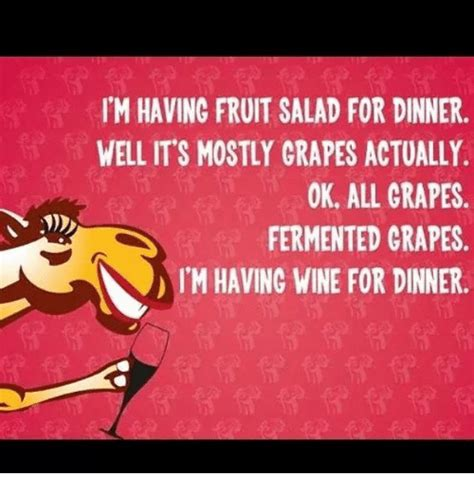 Fruit Salad For Dinner Meme - imhaving fruit salad for dinner well its mostly crapes