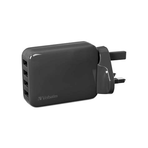 Verbatim Adaptor Travel Charger 4 Port 4 Original 10 items in a motorcycle tour guide s bag leod escapes must haves