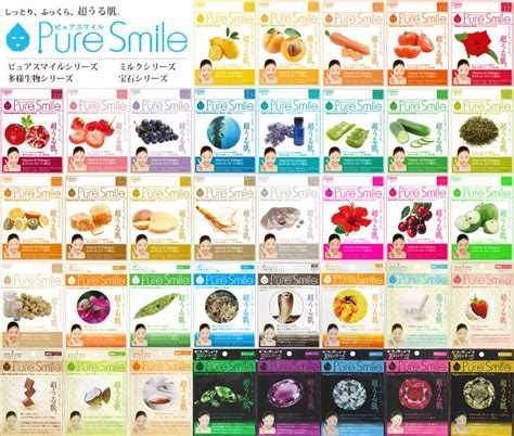Handuk Smile review smile essence mask series setelahtitik