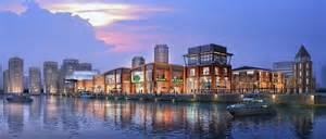 Home Planning by Waterfront Development Of Jinhai Lake Ua Hie Design