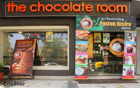 the chocolate room kolkata the chocolate room introduces a new bistro styled menu