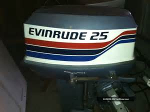 evinrude 25 hp pictures to pin on pinterest pinsdaddy
