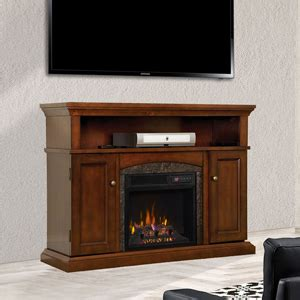 Dimplex Concord Electric Fireplace by Media Center With Electric Fireplace Fireplaces