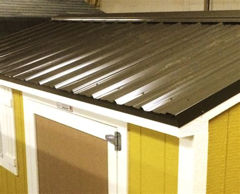 Shed Roofing Options make shed plans from plans