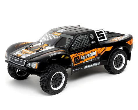 Hpi Racing Baja 5t 5t 1 Black 86412 10x34mm 4pcs Genuine New baja 5sc 1 5 scale rtr course truck black by hpi
