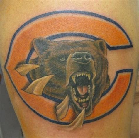 chicago bears tattoo quot free reveals how you can get paid to