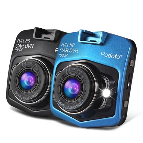car dvr original novatek mini car podofo a1 hd 1080p