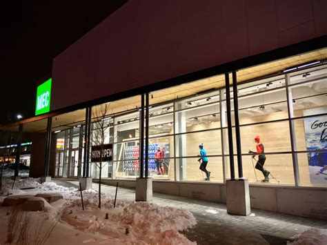 Lighting Stores Kitchener - catch the grand opening of mec qu 233 bec on april 1st traversing