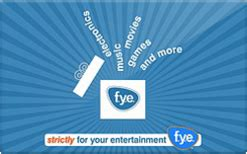 Fye Gift Cards - buy f y e gift cards raise