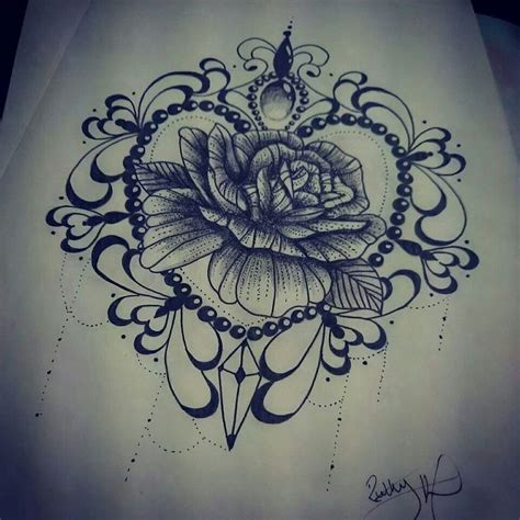 girly flower tattoo designs the 25 best ideas about girly tattoos on