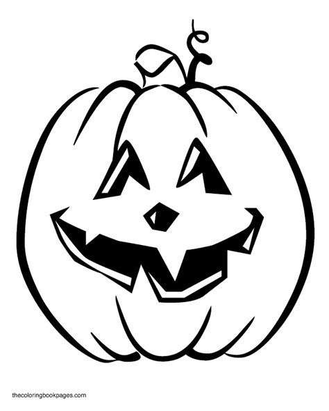 free coloring page jack o lantern jack o lanterns colouring pages page 2 coloring home