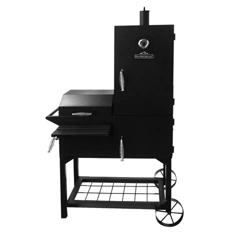 smoke hollow 34 in vertical propane gas smoker 34162g