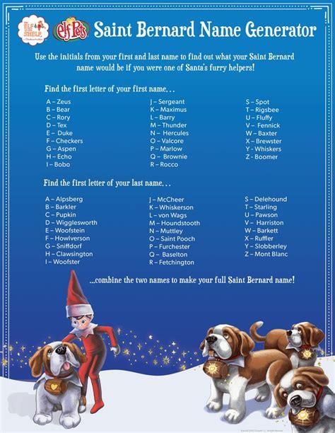 printable reindeer name generator the 25 best reindeer names ideas on pinterest names of