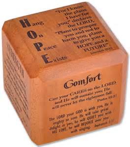 comfort scriptures comfort scripture cube