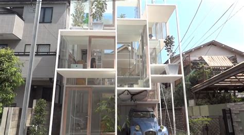 house see through sou fujimoto house na