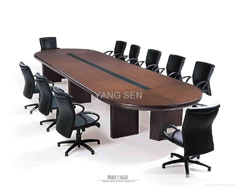 Office Conference Table Graceful Office Conference Table Oct Series06 Yang Sen China Manufacturer Other Office