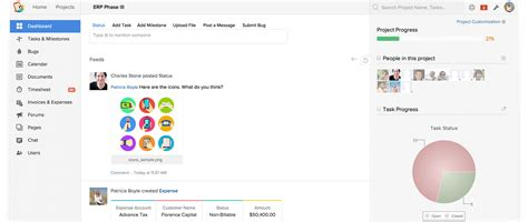 Free Projects - free project management zoho projects