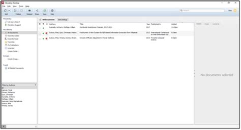 membuat daftar pustaka dengan mendeley membuat daftar pustaka dengan mudah menggunakan aplikasi